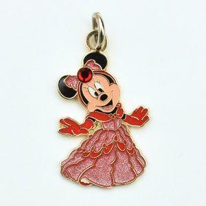 Disney Minnie Mouse Princess Pendant